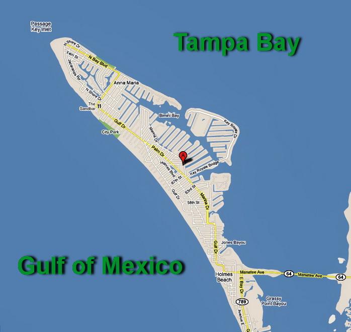 Anna Maria Island: Anna Maria Island Maps
